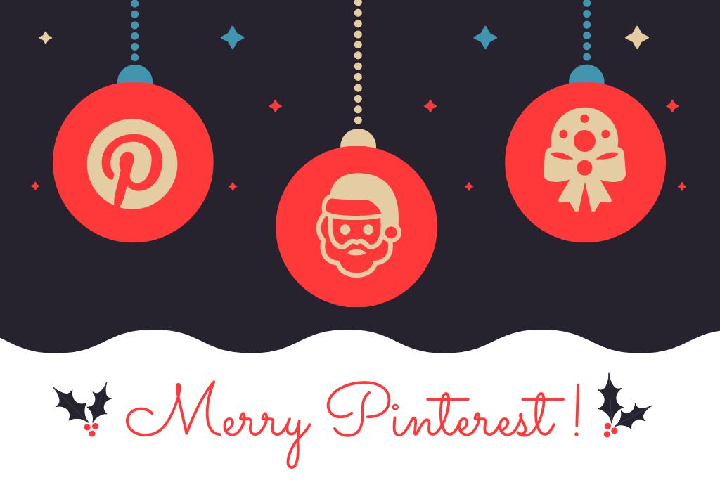Booster son trafic grâce à Noël et à Pinterest