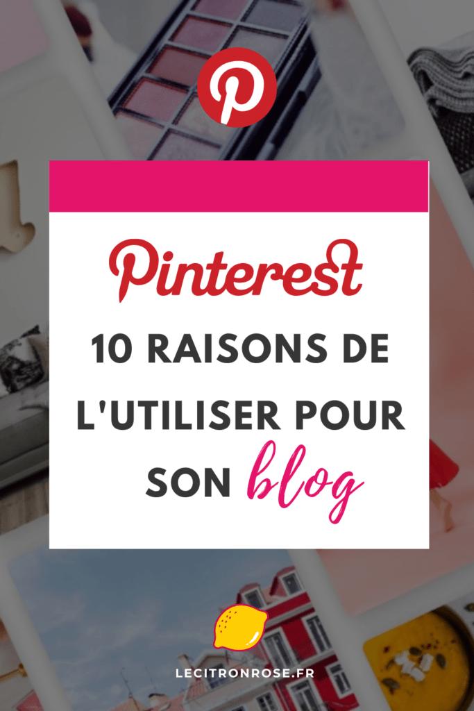 Booster son blog grâce à Pinterest