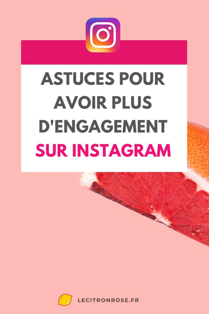 12 astuces Instagram pour avoir plus d'engagement sur ses posts